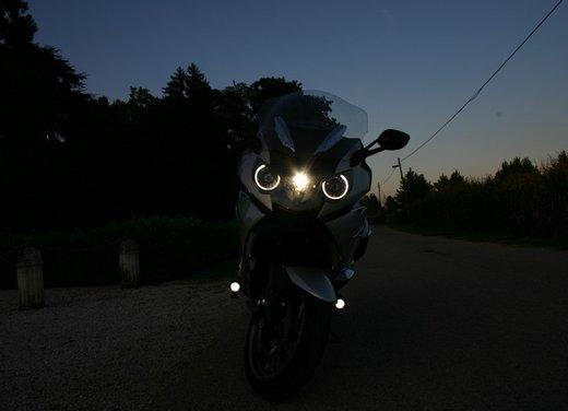 BMW K1600GTL: mototurismo di lusso da godere in comodità