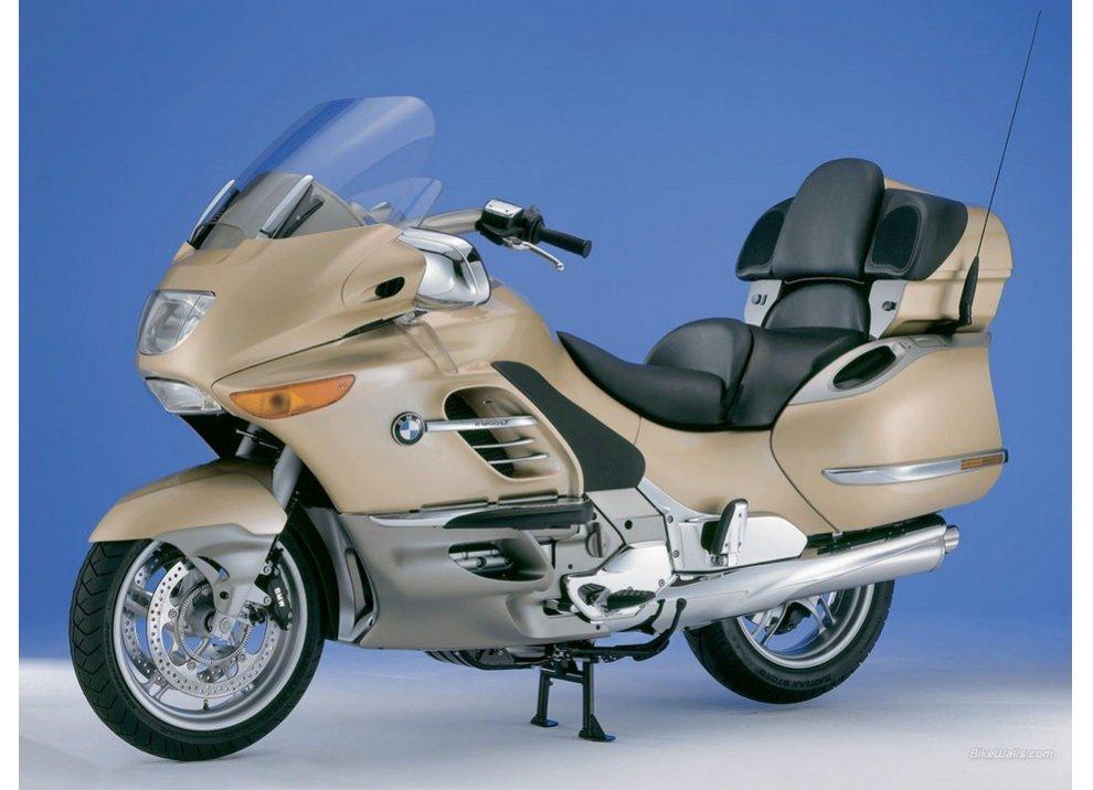 BMW Moto K 1200 LT 2004