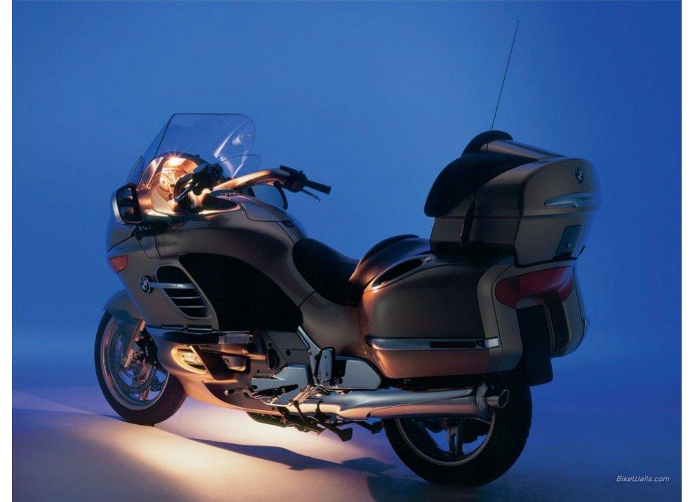 BMW Moto K 1200 LT 2004 - Foto 2 di 4