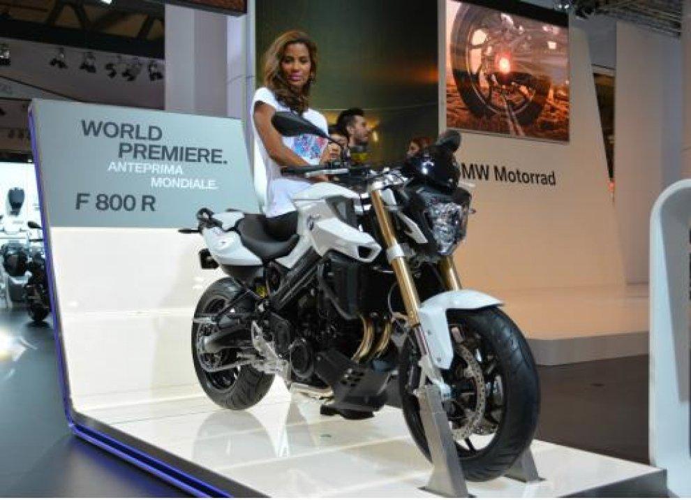 BMW novità moto 2015 - Foto 4 di 9