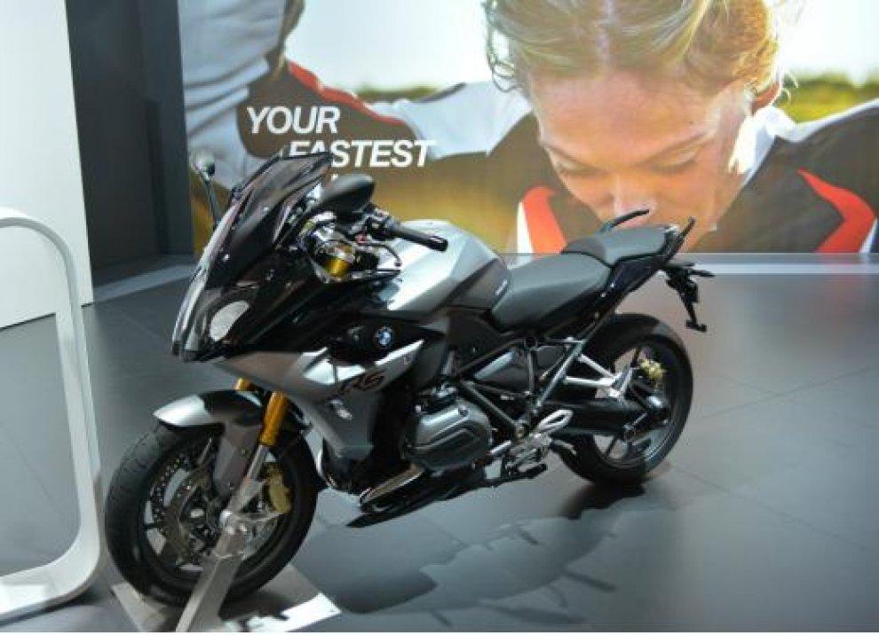 BMW novità moto 2015 - Foto 7 di 9