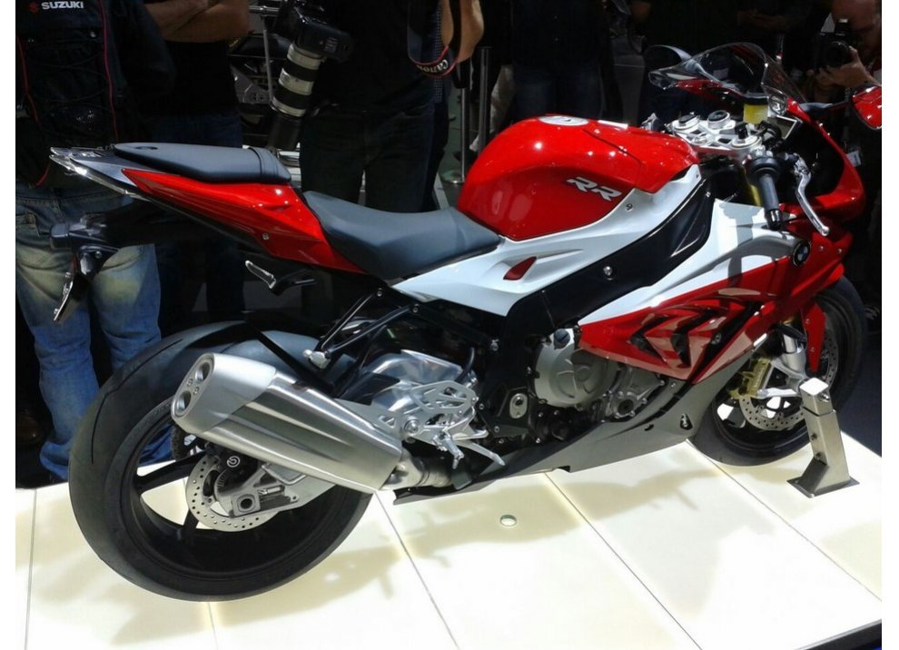 BMW novità moto 2015 - Foto 8 di 9