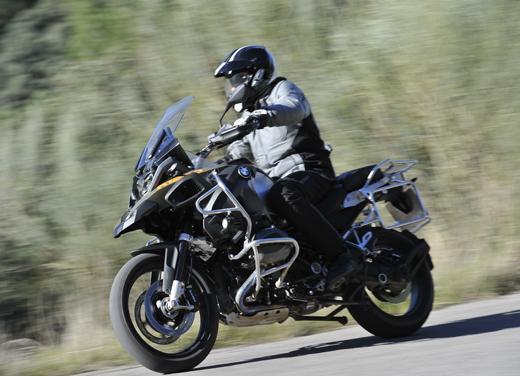 BMW R 1200 GS Adventure test ride - Foto 4 di 11