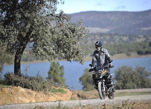 BMW R 1200 GS Adventure test ride