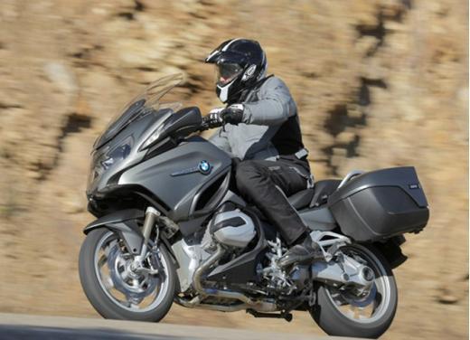 BMW R 1200 RT test ride
