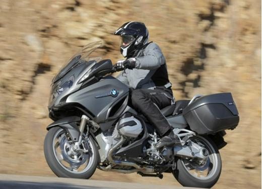 BMW R 1200 RT test ride