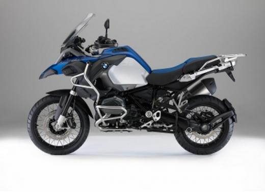 BMW R1200GS Adventure - Foto 5 di 15