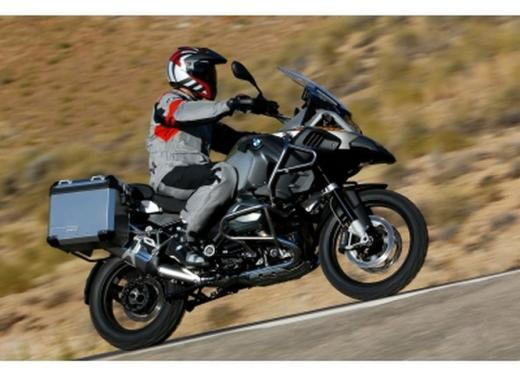 BMW R1200GS Adventure - Foto 4 di 15