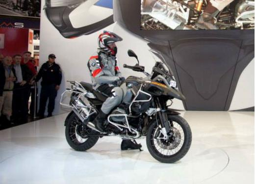 BMW R1200GS Adventure - Foto 1 di 15