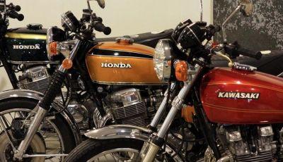 Bollo moto d'epoca: dal 2015 torna la tassa di proprietà per le moto di 20 anni