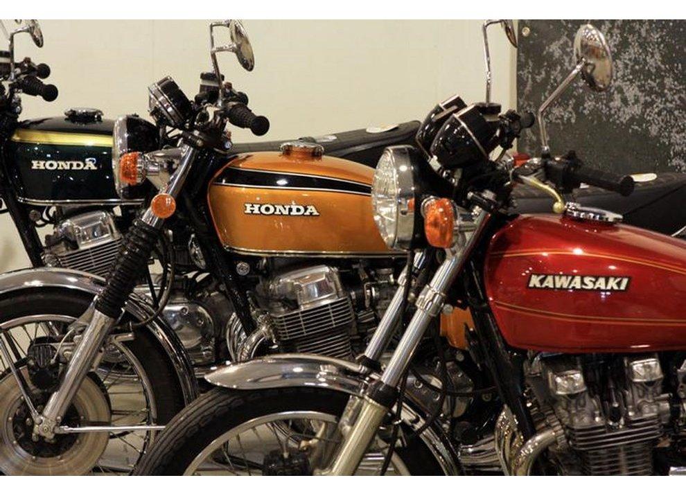 Bollo moto d'epoca: dal 2015 torna la tassa di proprietà per le moto di 20 anni - Foto 1 di 11