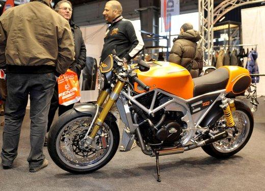Breganze SF 750 al Motor Bike Expo 2012