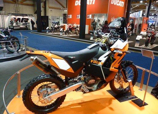 Le moto al Salone di Bruxelles 2011 - Foto 4 di 44