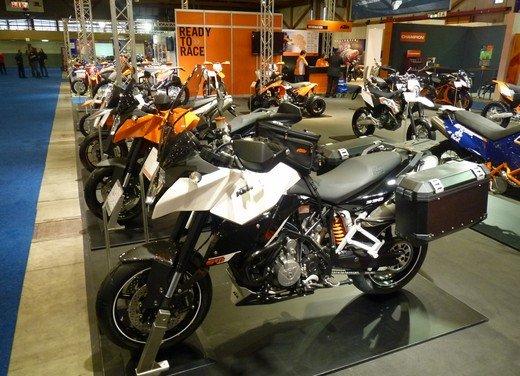 Le moto al Salone di Bruxelles 2011 - Foto 2 di 44