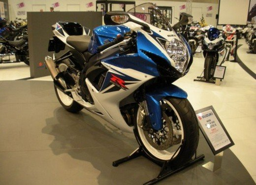 Motor Show Bruxelles 2011: le moto - Foto 30 di 44