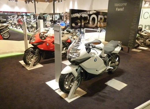 Motor Show Bruxelles 2011: le moto - Foto 10 di 44