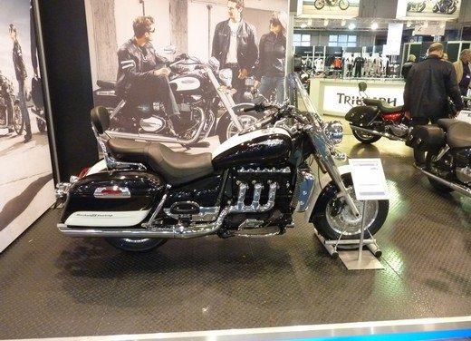 Le moto al Salone di Bruxelles 2011 - Foto 37 di 44