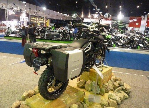 Le moto al Salone di Bruxelles 2011 - Foto 42 di 44