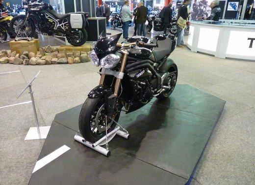 Le moto al Salone di Bruxelles 2011 - Foto 41 di 44