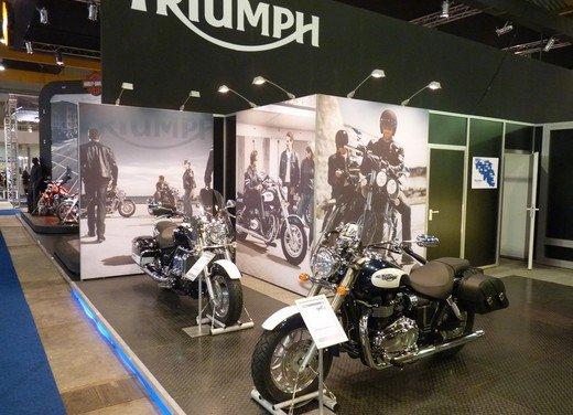 Le moto al Salone di Bruxelles 2011 - Foto 38 di 44