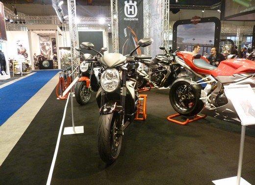 Le moto al Salone di Bruxelles 2011 - Foto 36 di 44