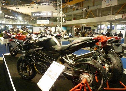 Le moto al Salone di Bruxelles 2011 - Foto 35 di 44