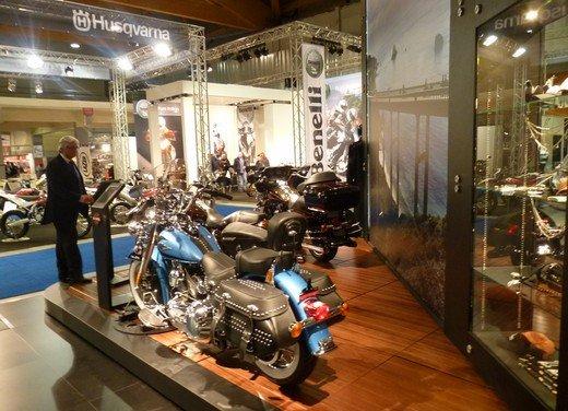Le moto al Salone di Bruxelles 2011 - Foto 31 di 44