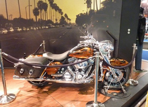 Le moto al Salone di Bruxelles 2011 - Foto 30 di 44