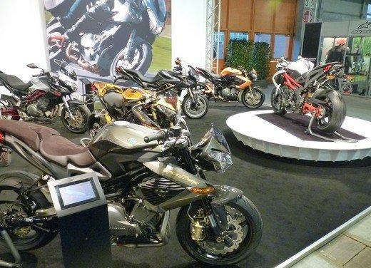 Le moto al Salone di Bruxelles 2011 - Foto 28 di 44