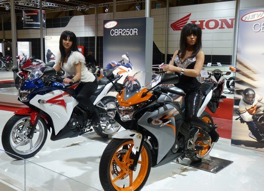 Le moto al Salone di Bruxelles 2011 - Foto 27 di 44