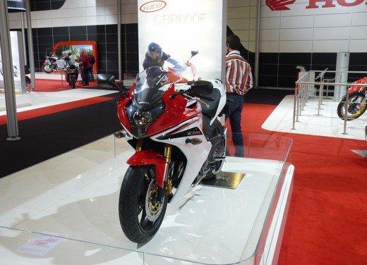 Le moto al Salone di Bruxelles 2011 - Foto 26 di 44