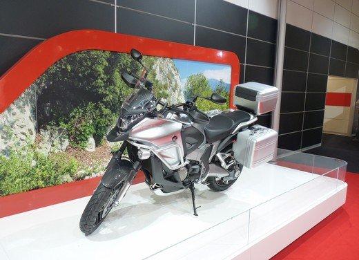 Le moto al Salone di Bruxelles 2011 - Foto 22 di 44