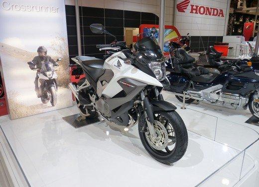 Le moto al Salone di Bruxelles 2011 - Foto 21 di 44