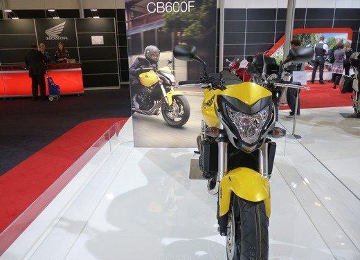 Le moto al Salone di Bruxelles 2011 - Foto 17 di 44