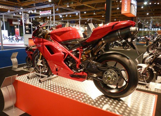 Le moto al Salone di Bruxelles 2011 - Foto 15 di 44
