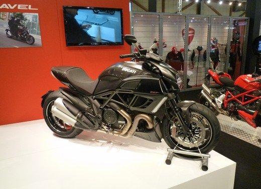Le moto al Salone di Bruxelles 2011 - Foto 13 di 44