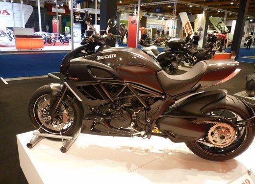Le moto al Salone di Bruxelles 2011 - Foto 11 di 44