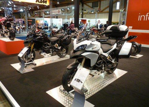 Le moto al Salone di Bruxelles 2011 - Foto 10 di 44