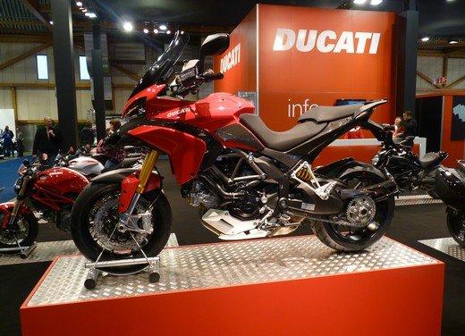 Le moto al Salone di Bruxelles 2011 - Foto 9 di 44