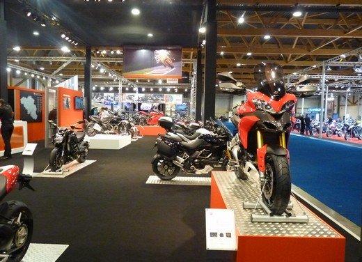 Le moto al Salone di Bruxelles 2011 - Foto 7 di 44