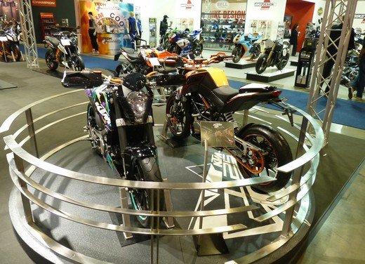 Le moto al Salone di Bruxelles 2011 - Foto 3 di 44