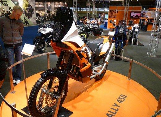 Le moto al Salone di Bruxelles 2011 - Foto 6 di 44