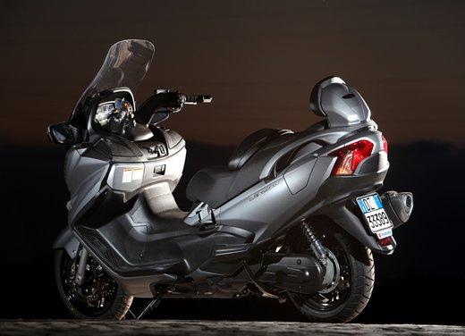 Nuovo Suzuki Burgman 650: la tradizione continua - Foto 20 di 27