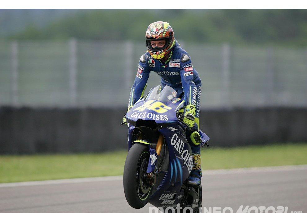 Classifica delle 5 vittorie più belle di Valentino Rossi - Foto 1 di 6