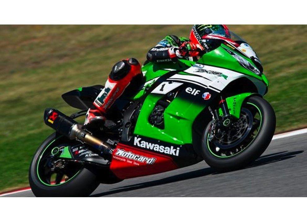 Classifica SBK, Portimao 2015: quarta doppietta per Johnny Rea - Foto 4 di 8