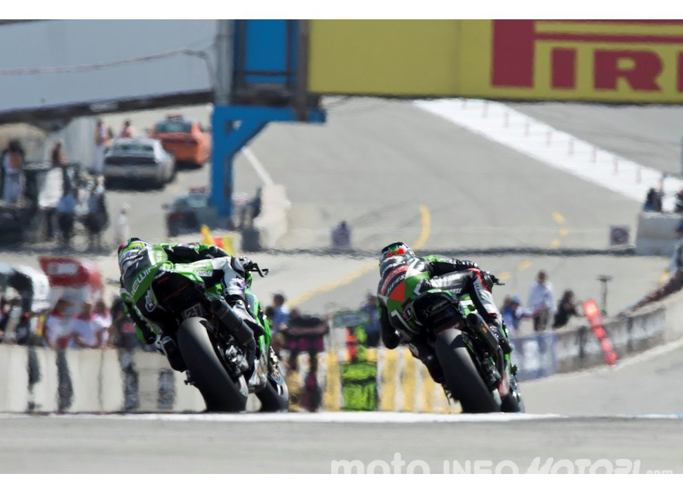 Classifica SBK, Portimao 2015: quarta doppietta per Johnny Rea - Foto 6 di 8