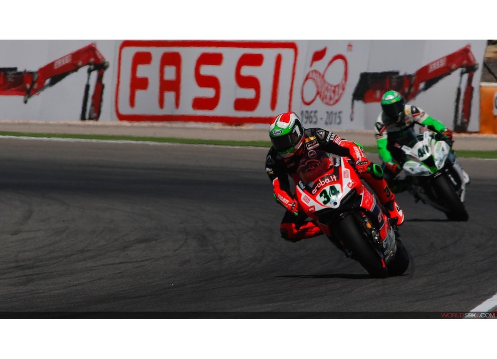Classifica SBK, Portimao 2015: quarta doppietta per Johnny Rea - Foto 7 di 8