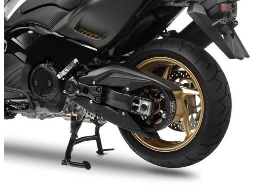 Con YamahaGO, il maxiscooter Yamaha T-Max 530 anche a rate - Foto 5 di 5
