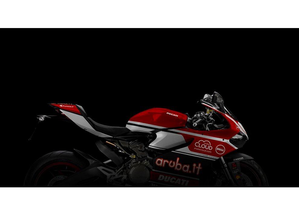 Concorso Aruba.it per vincere una Ducati 899 Panigale
