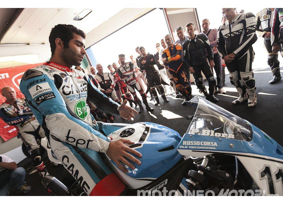 Corsi di guida coi grandi del motociclismo con corsidiguida.it e Motorace - Foto 11 di 12